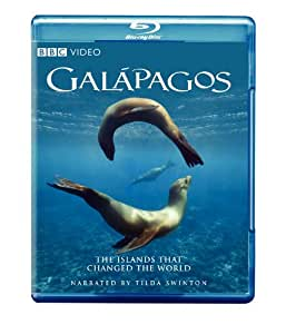 Galapagos: The Islands That Changed the World [Blu-ray]
