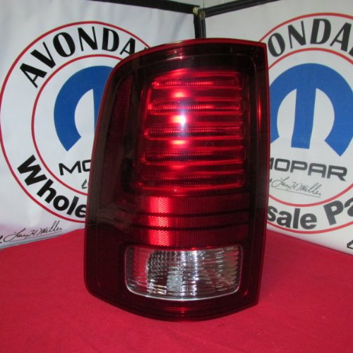 2013-2014 Dodge Ram 1500 2014 2500 3500 Left Rear LED Tail Lamp Mopar OEM