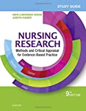img - for Study Guide for Nursing Research: Methods and Critical Appraisal for Evidence-Based Practice, 9e book / textbook / text book