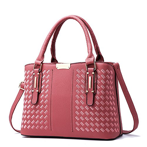 Brodé Sac À À Mode Sweet Bandoulière GWQGZ Main Black Pink Nouveau Sac Lady xU8wgF