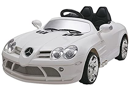 Buy Happy Kids Fully Assembled Officially Licensed Mercedes Benz Slr