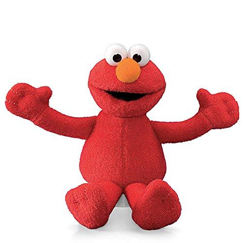 Sesame Street Plush Beanbag Character