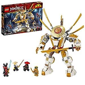 LEGO 71702 Golden Mech