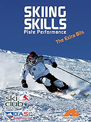 Skiing Skills Piste Performance - The Extra Bits (Hart Bit Watches)