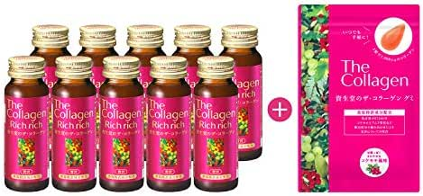 SHISEIDO The Collagen Rich Rich Drink