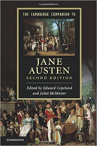 Book The Cambridge Companion to Jane Austen (Cambridge Companions to Literature) by Edward Copeland (2010-12-23)