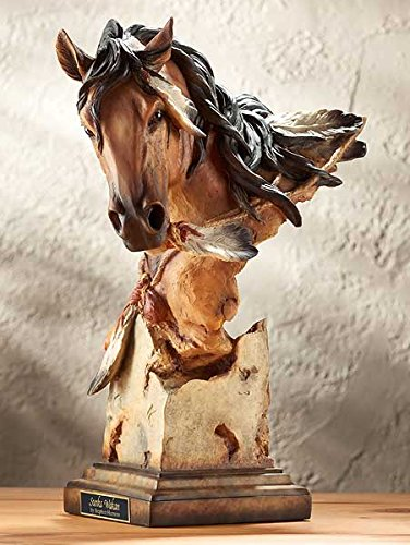 - Sunka Wakan - Horse Sculpture by Arich Harrison