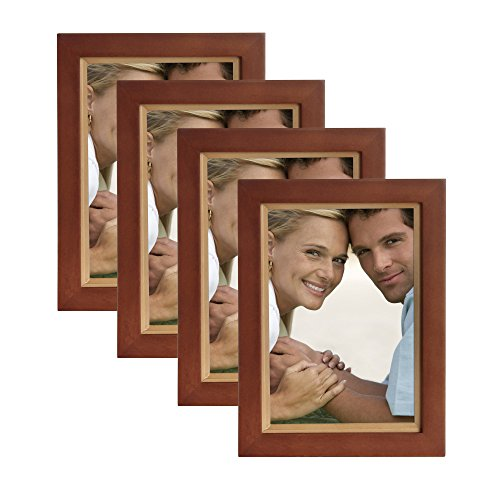 Picture Frame Walnut Brown Natural