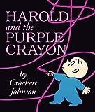 Harold And The Purple Crayon Board Book by Crockett Johnson (Mar 19 2012)