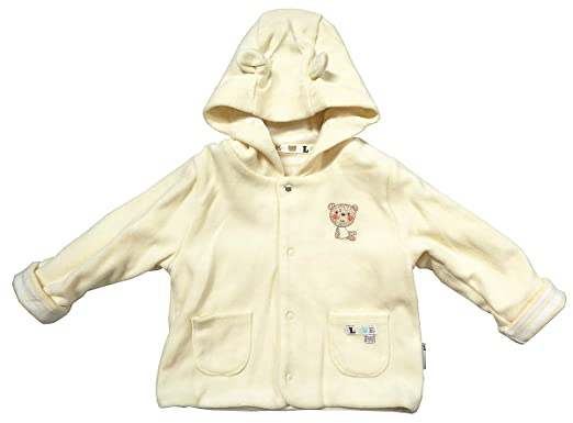 f007d676f Get Wivvit Baby Teddy Bear Hooded Fleece Jacket My 1st Coat Tiny Prem Sizes  from Newborn to 9 Months: Amazon.co.uk: Clothing