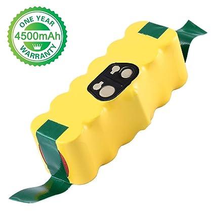 3800mAh 14.4V Akku für iRobot Roomba 500 600 700 800 Series 595 620 650 660 780