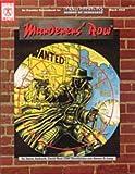 Murderer's Row, Iron Crown Enterprises, 1558062068
