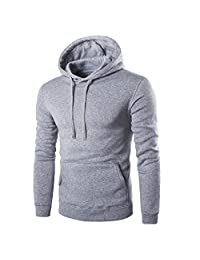 Black Knit T-shirts, pullovers, solid cotton sportswear, long sleeves, male winter sportswear 2018