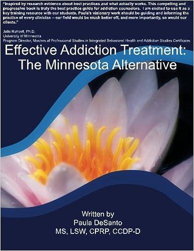 a5abff4466f88a Effective Addiction Treatment  The Minnesota Alternative (Volume 1)  Ms.  Paula L. DeSanto  9781478332435  Amazon.com  Books