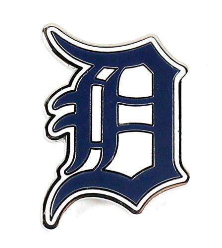 (MLB Detroit Tigers Logo Pin)