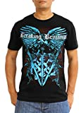 Breaking Benjamin - Swords & Eagle T-Shirt Black, Medium