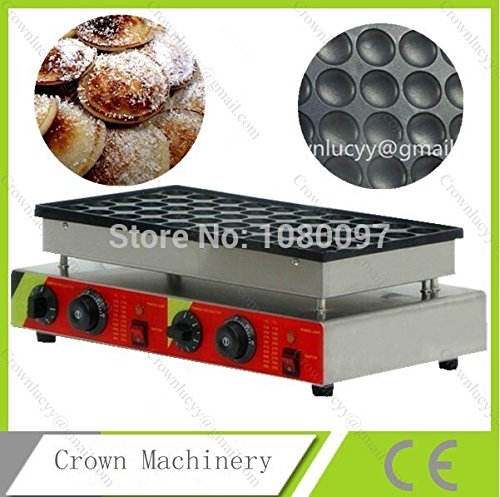 Stainless steel Automatic Poffertjes machine fish pellet grill for sale