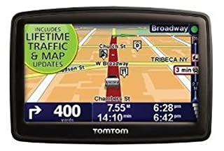 TomTom XXL 540TM 5-Inch Widescreen Portable GPS Navigator (Lifetime Traffic & Maps Edition) (B003B3P2CY) | Amazon Products