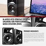 M-Audio AV32 10-Watt Compact Studio Monitor