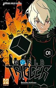 World trigger, tome 1 par Daisuke Ashihara