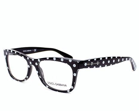b0292c194a5e Dolce & Gabbana DG3199 Eyeglasses-2874 White/Black-53mm: Amazon.ca: Sports  & Outdoors