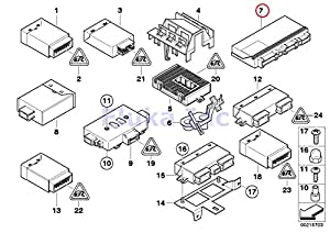 amazon com  bmw genuine ecm body control module 525i 525xi