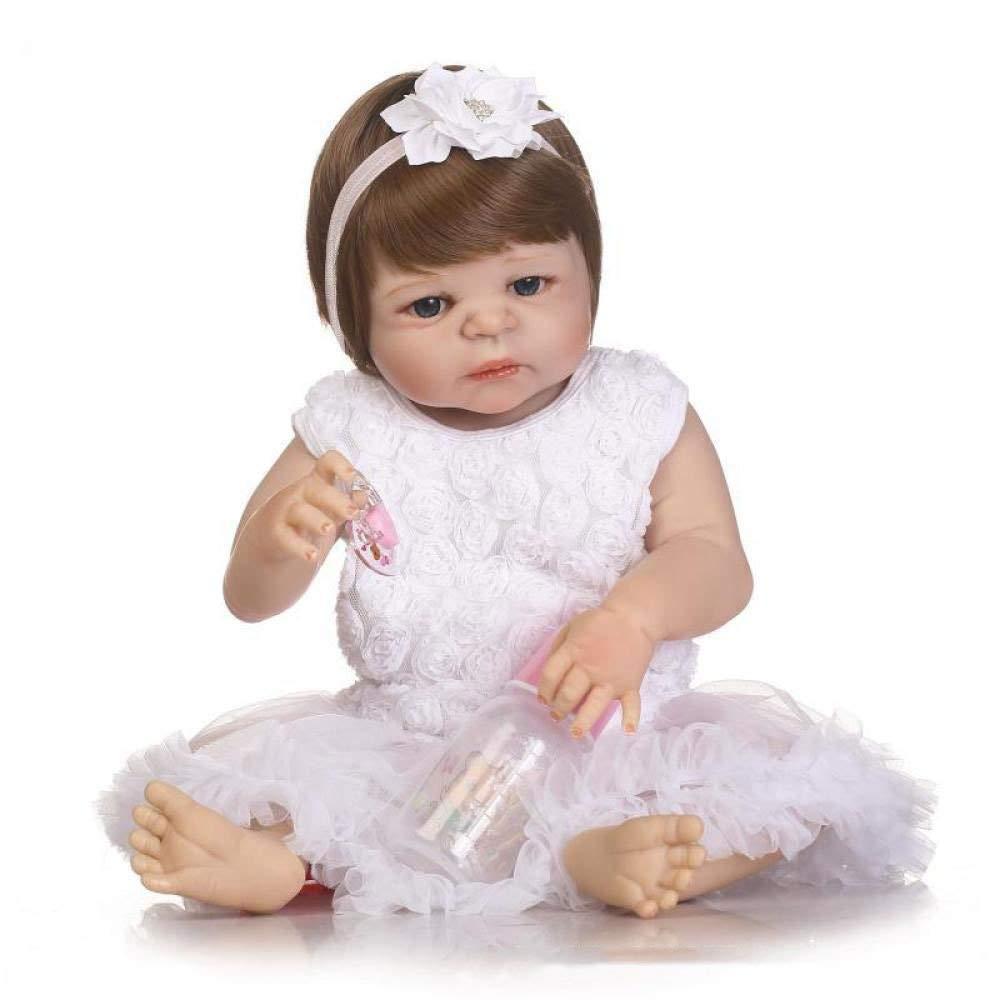 56cm Simulation Puppe Kostüm Modell Fotografie Requisiten Neugeborenen Babypuppen Mädchen