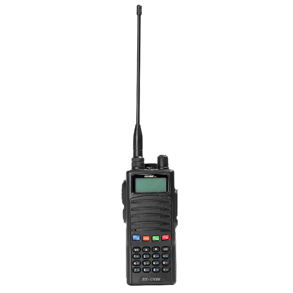 GuangXin Rechargeable Walkie Talkies, 16 Channel Two Way Radio Handheld Transceiver Voice Prompt Long Range Interphone