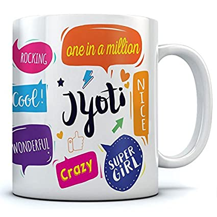 buy ramposh jyoti printed ceramic coffee mug for birthday