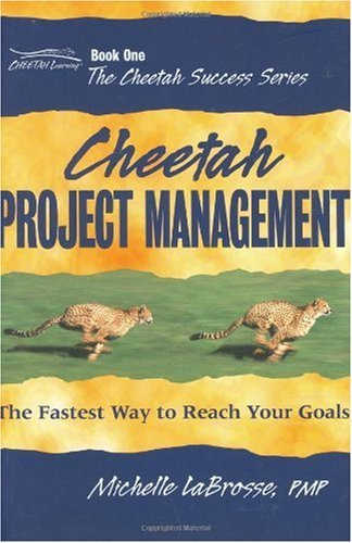 Cheetah PM Book Cover
