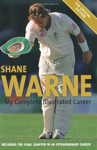 Warne: My Illustrated Biography