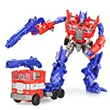 Transformers: The Last Knight Premier Edition Deluxe Optimus Prime