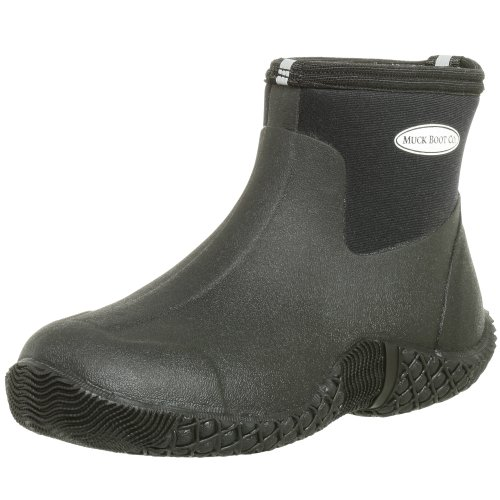 The Original MuckBoots Adult Jobber Boot,Black,11 M US Mens/12 M US Womens