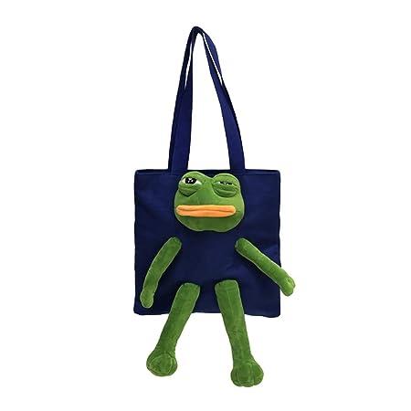 YAHUA LI Sad Frog Japanese and Korean Cartoon Art ...