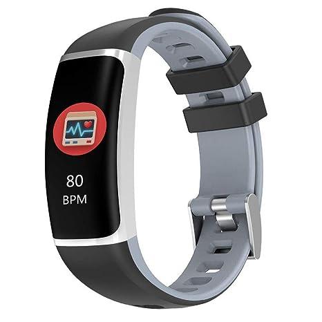 Amazon.com: WOOKRAYS Smart Bracelet Heart Rate Blood ...