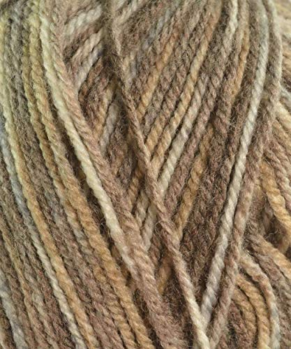 Plymouth Encore Worsted Colorspun Yarn 8001 Tans ()