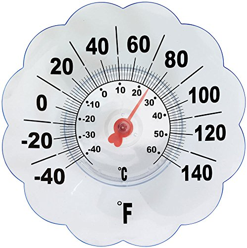Miles Kimball Window Thermometer
