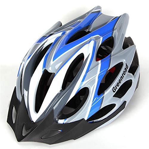 Motorcycle Bicycle Helmet Mountain Bike Helmet Men And Women Riding Helmet...