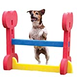 Rosewood Agility Hurdle - Dog play & exercise toy