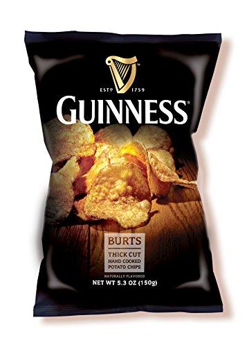 Burts Guinness Original Thick Cut Potato Chips  5 3 Ounce