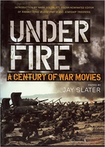 Book Under Fire: A Century of War Movies