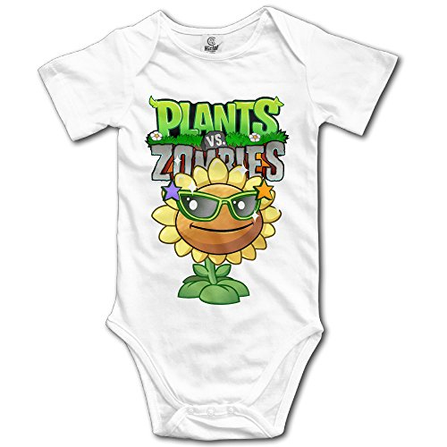 OULIKE Plants Vs Zombies Baby Climbing Clothes Bodysuit (Zombie Clothing)