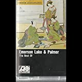 Emerson Lake & Palmer: The Best Of Cassette NM Canada WEA XCS-19283