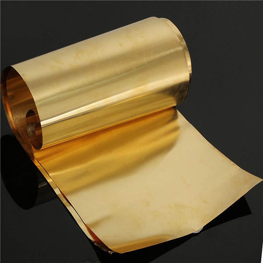 10//25cm 12mm Solid Brass Round Bar Abrasion-Resistant