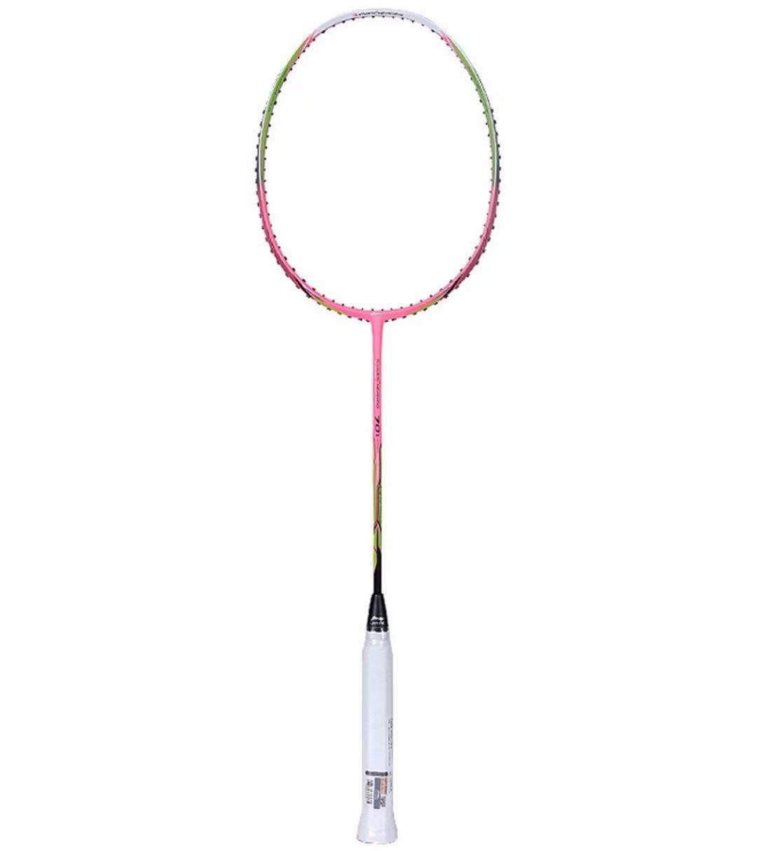 LI-NING ターボチャージ 70I プロフェッショナル ラケット 軽量 Zhao Yunlei シングルラケット 紐なし AYPM414 B07K1BLQYQ