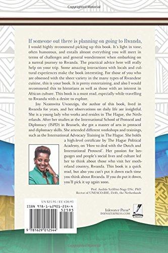 Manners in Rwanda: Basic Knowledge on Rwandan Culture, Customs, and Kinyarwanda Language (Multilingual Edition) by Inkwater Press