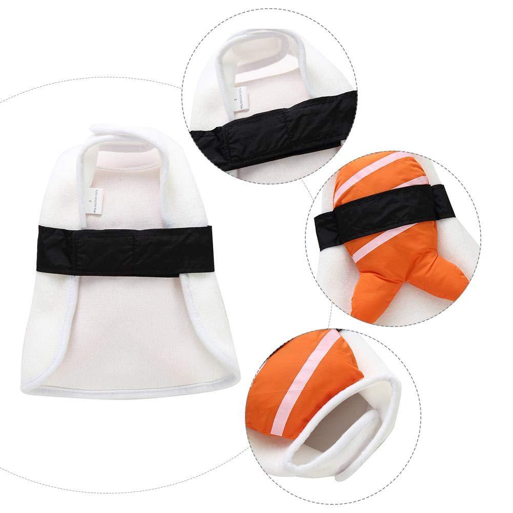 iBellete - Disfraz de Sushi japonés Mascota sin Cinta Mamluks ...