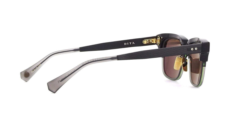 Amazon.com: Gafas de sol Dita STATESMAN FIVE DRX 2089 B-T ...