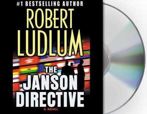 Read Online The Janson Directive PDF
