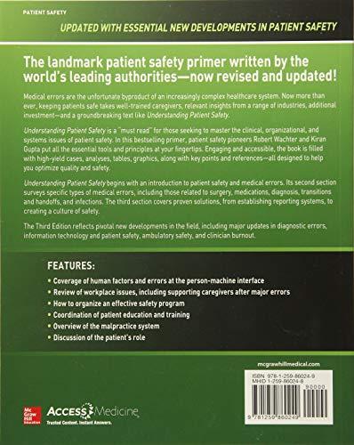 Understanding Patient Safety, Third Edition - http://medicalbooks.filipinodoctors.org